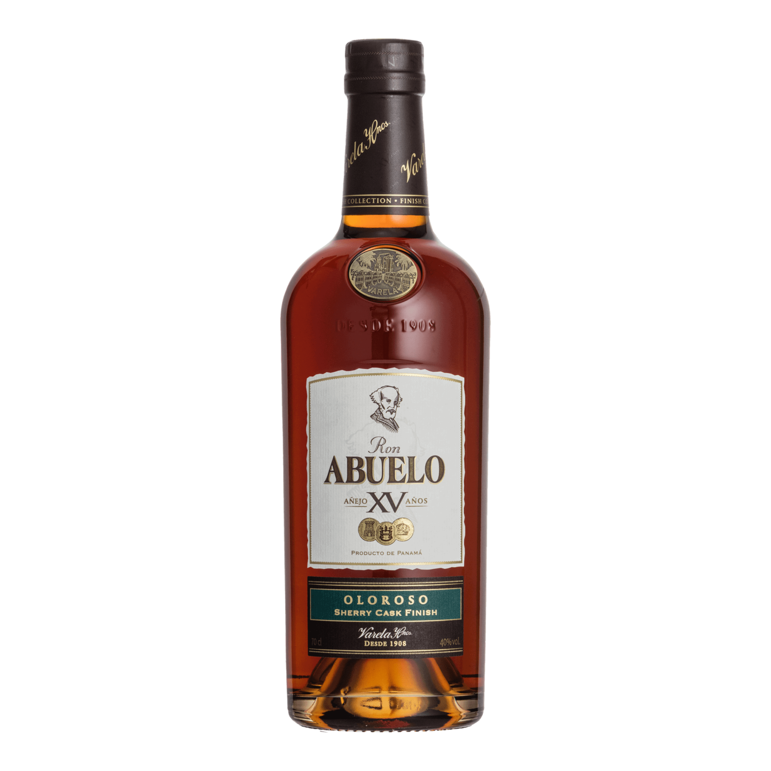 Rum Abuelo XV Finish Collection Oloroso