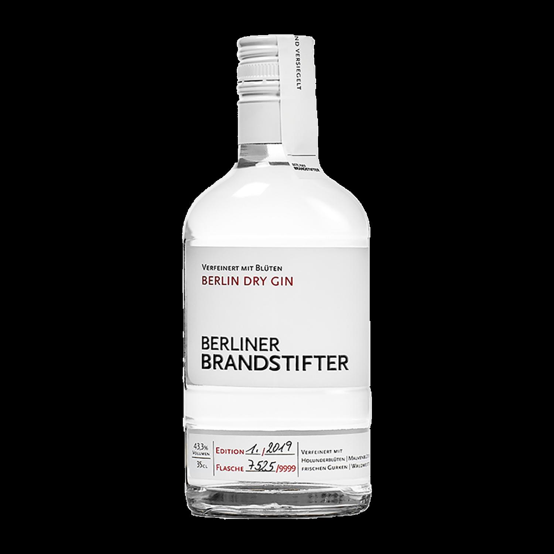 Berliner Brandstifter Berlin Dry Gin 0,7l