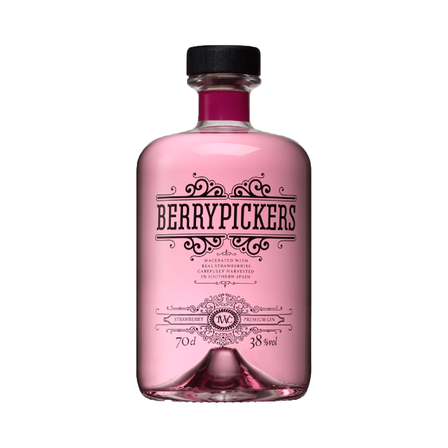 Berry Pickers Strawberry Gin 0.7l