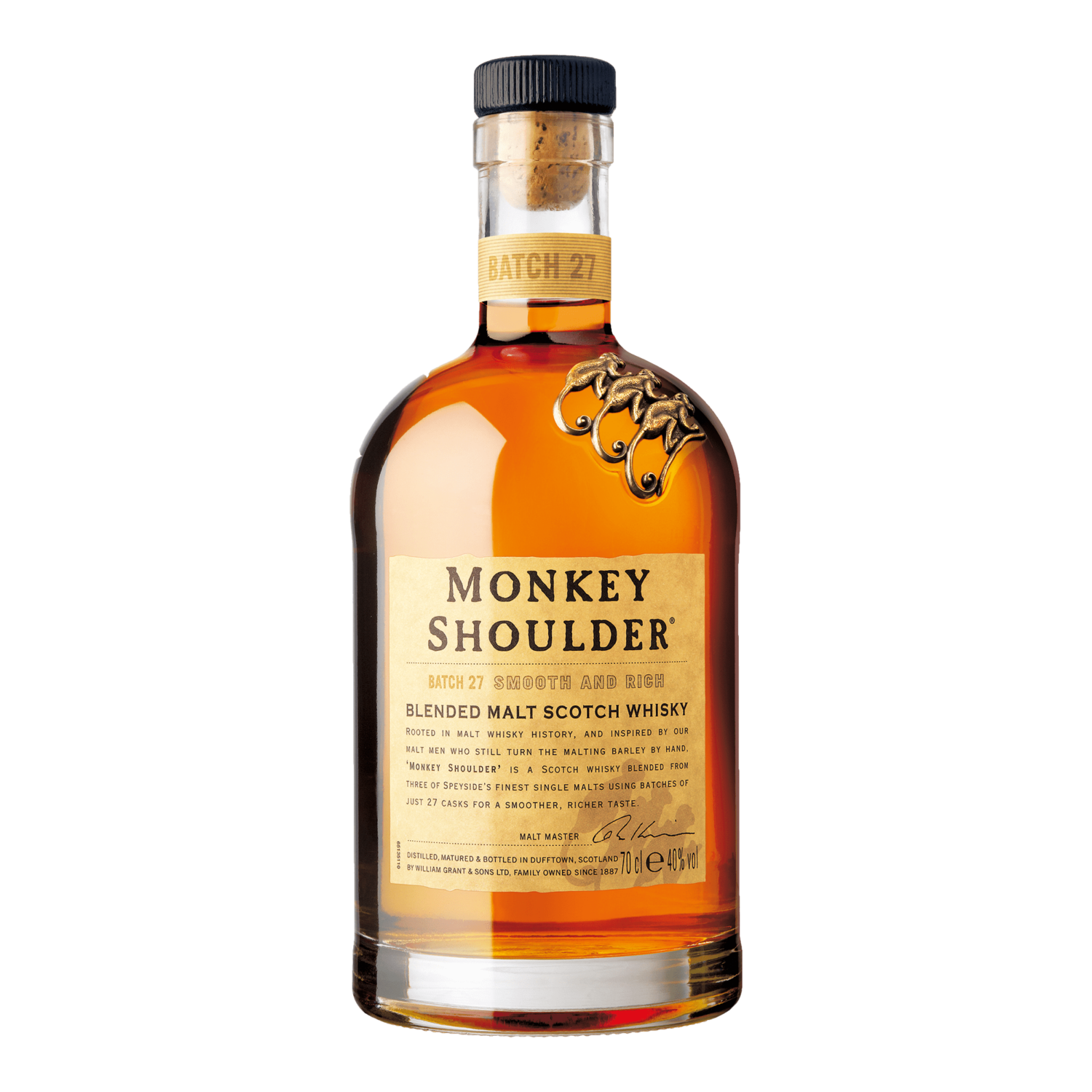 Monkey Shoulder - 70cl