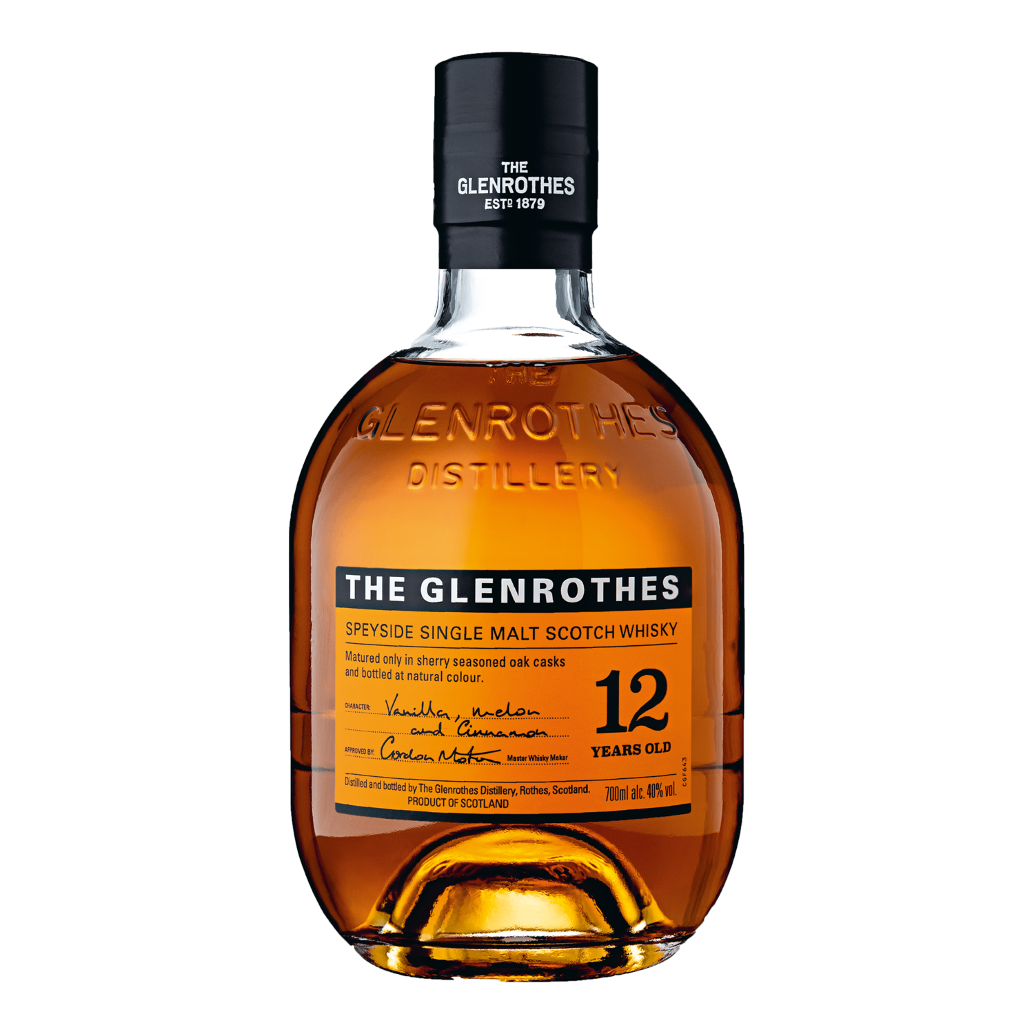 The Glenrothes 12 Years - 70cl