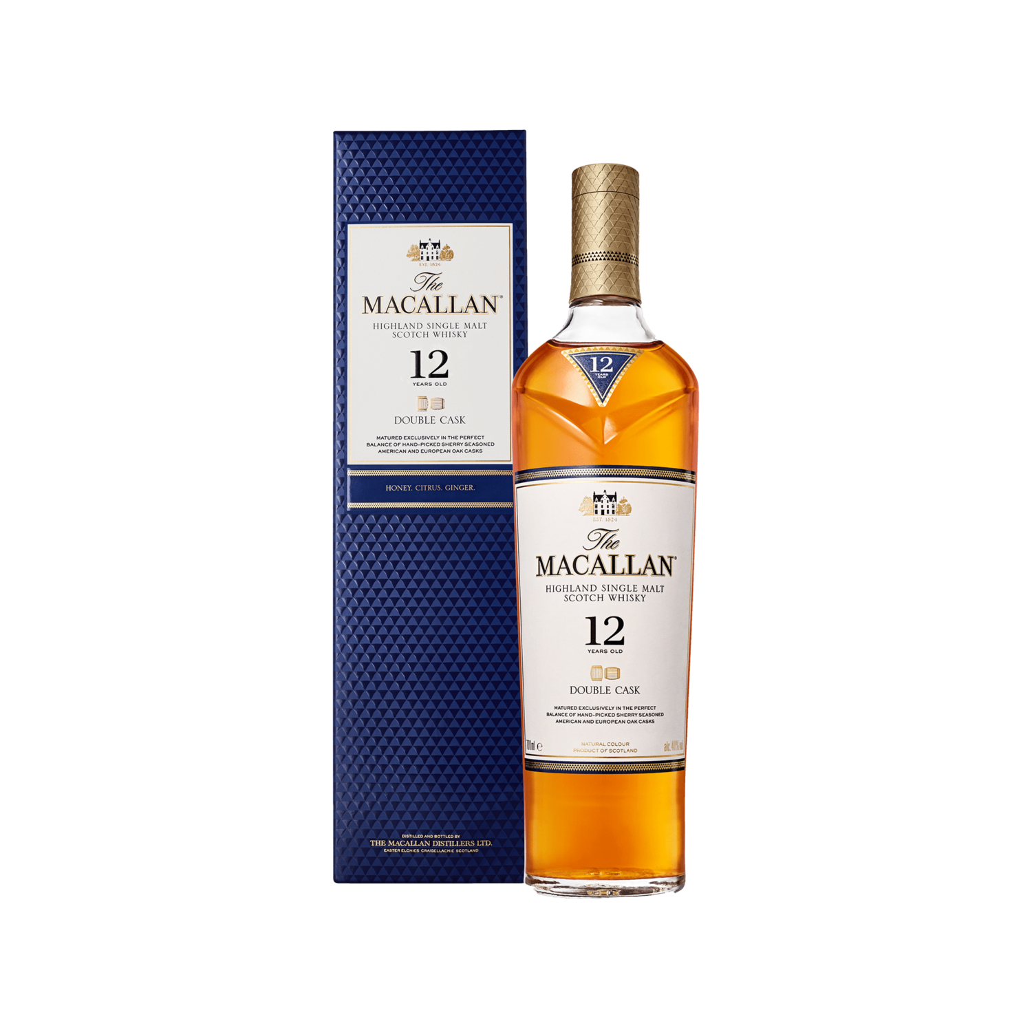 The Macallan 12 Years old double cask - 70cl
