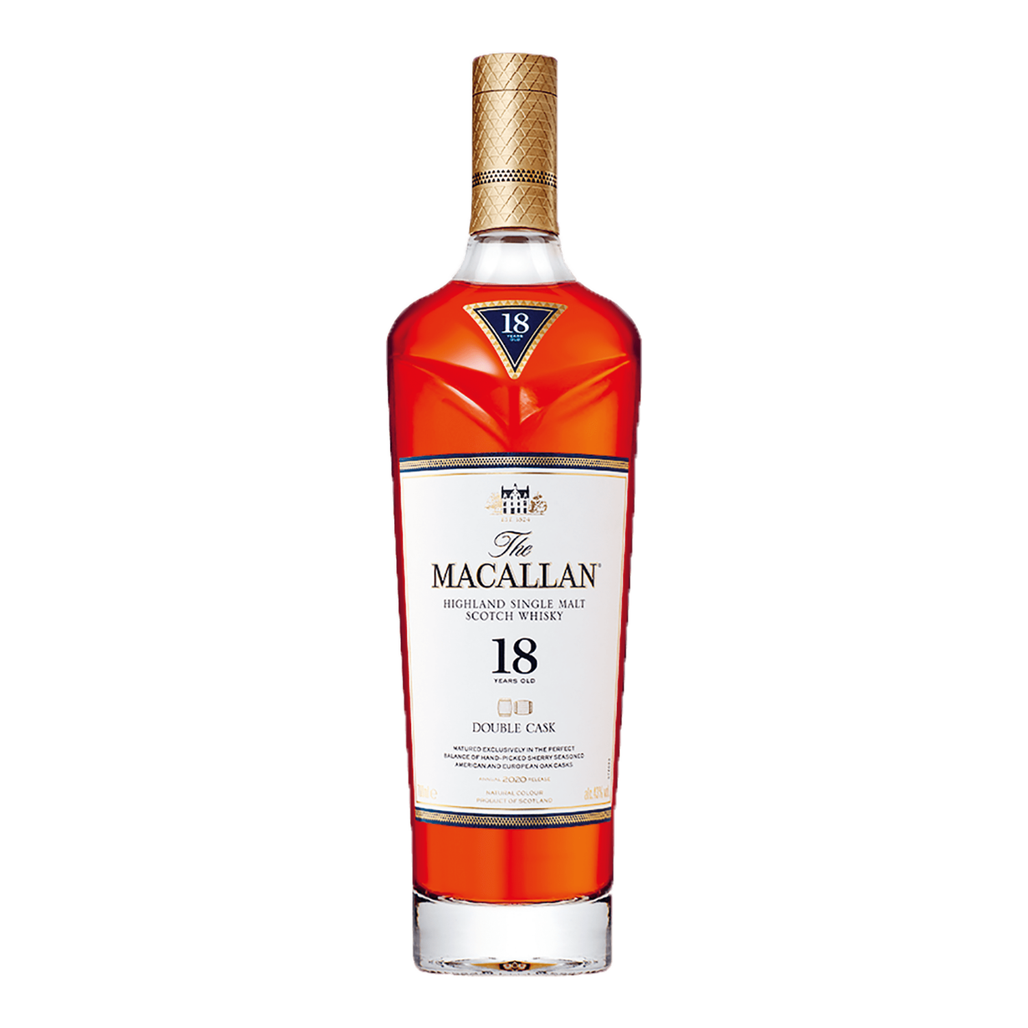 The Macallan 18 Years old double cask - 70cl
